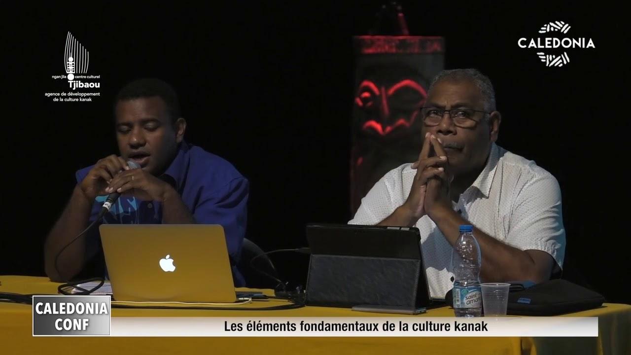 LES ÉLÉMENTS FONDAMENTAUX DE LA CULTUREKANAK