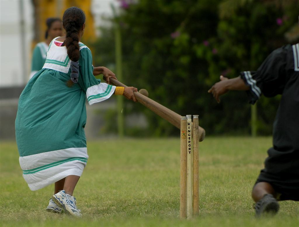 Le cricket féminin en Nouvelle-Calédonie