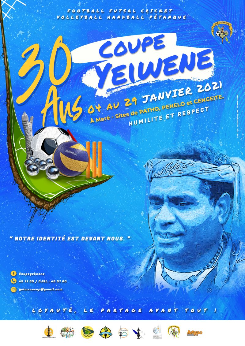La coupe Yeiwene : un rassemblement sportifannuel
